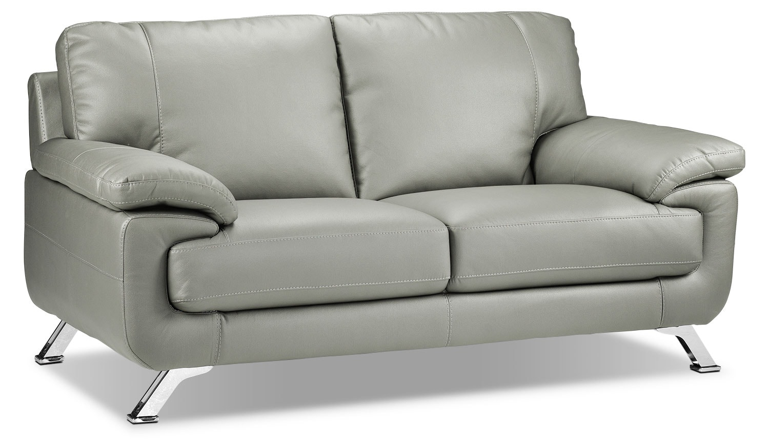 Infinity Loveseat - Light Grey