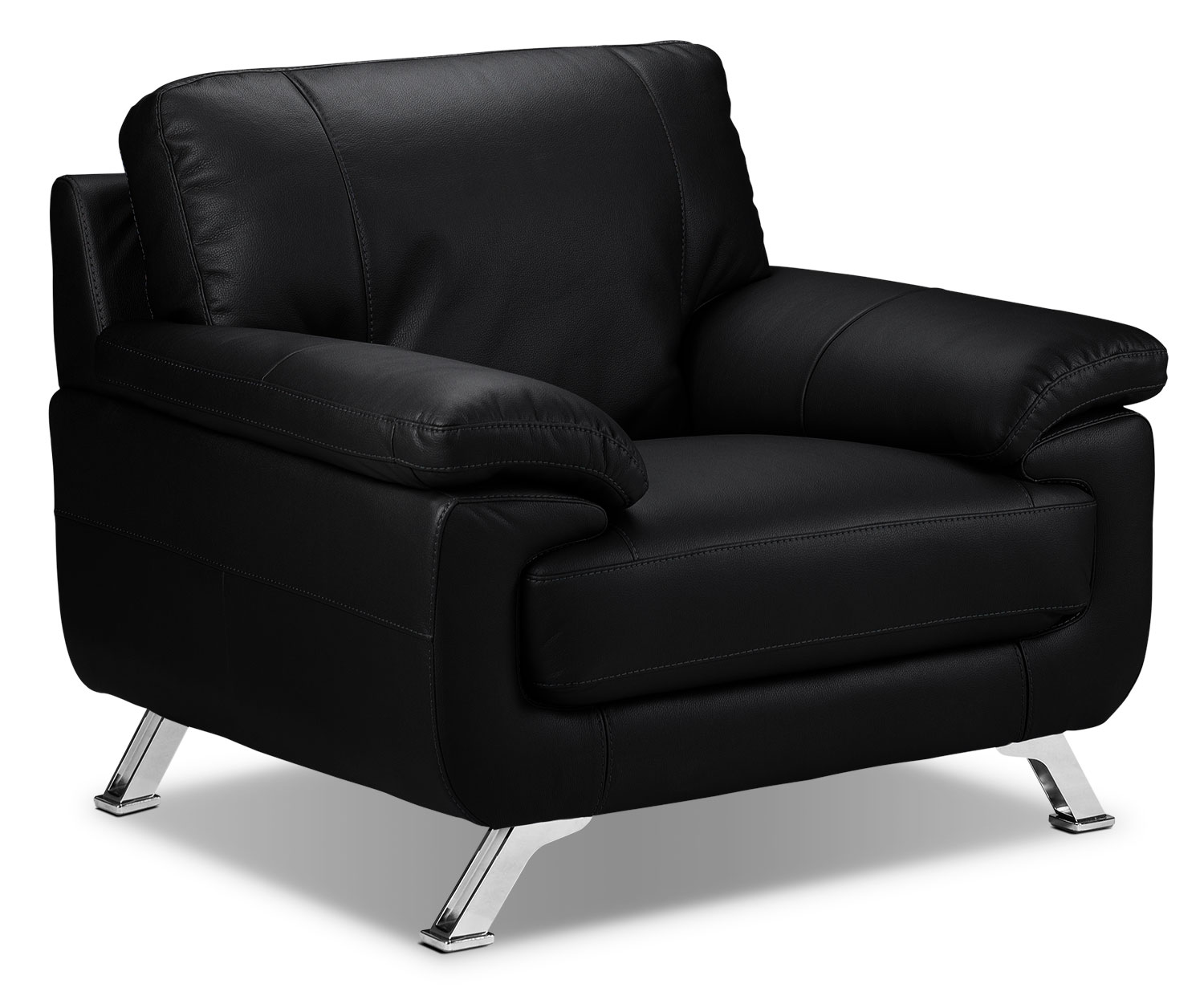 Living Room Furniture - Infinity Chair - Black