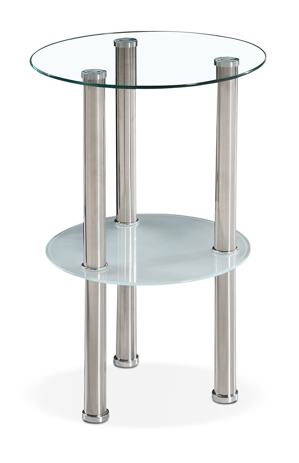 Accent and Occasional Furniture - Abita End Table