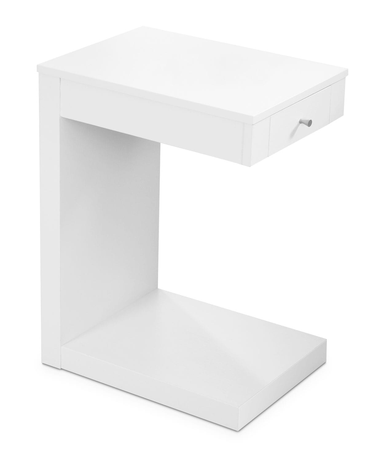 Hampshire Accent Table – White