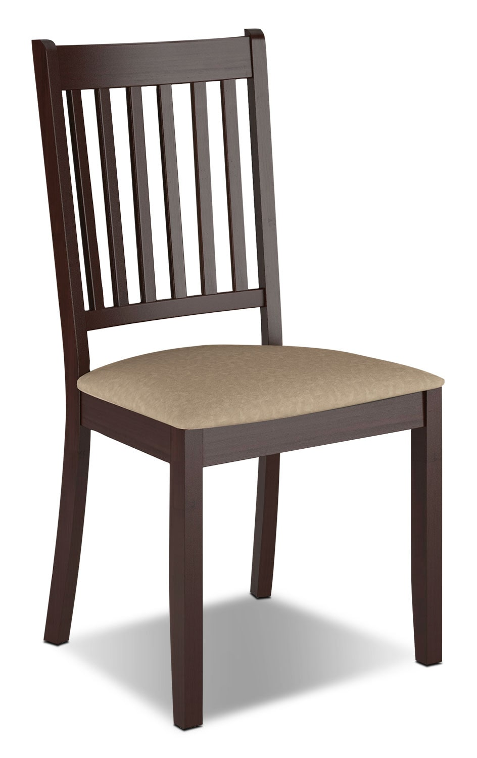 Dining Room Furniture - Atwood Dining Chair with Microfibre Seat - Beige