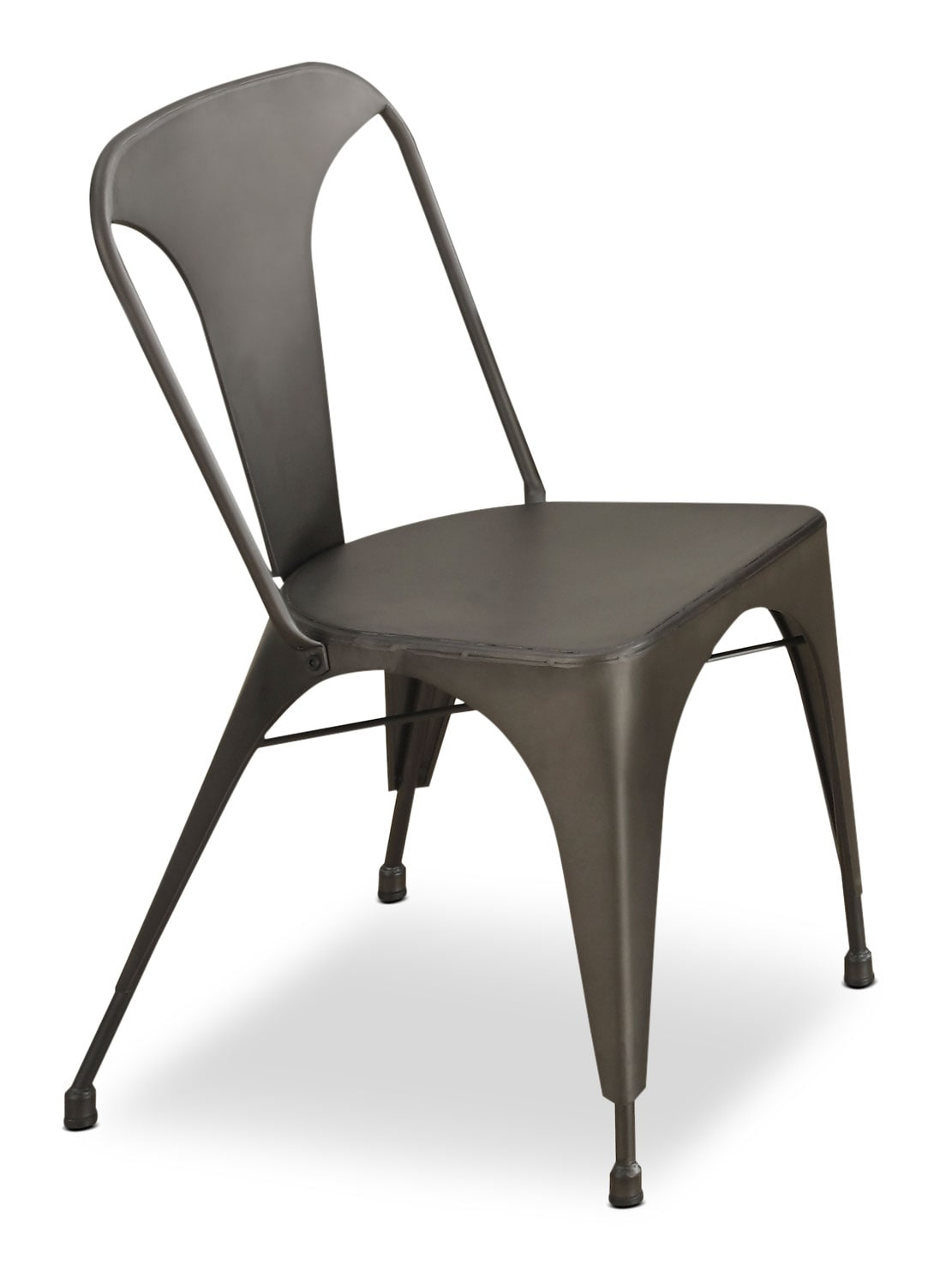 Monarch Metal Café Chair