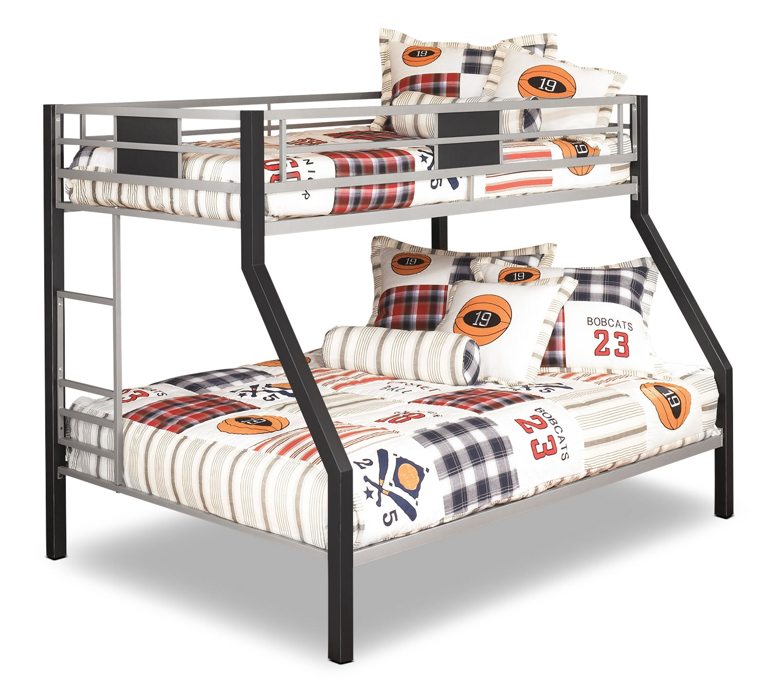 Kids Furniture - Dinsmore Twin/Full Bunk Bed
