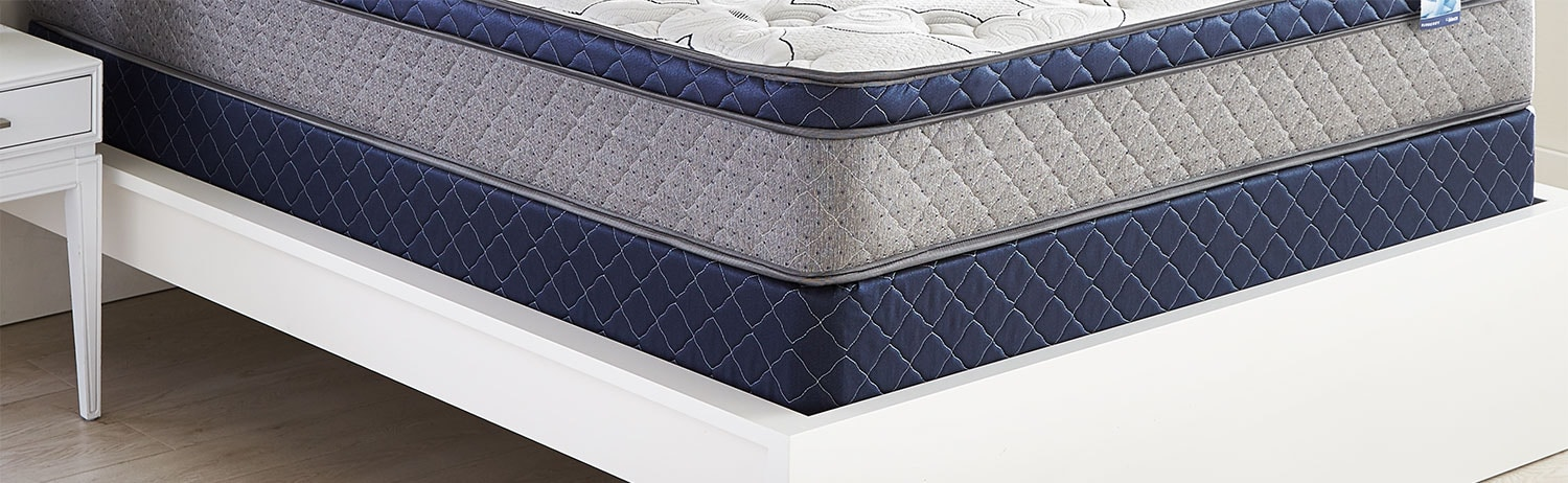 Mattresses and Bedding - Burberry Boxspring Twin Boxspring