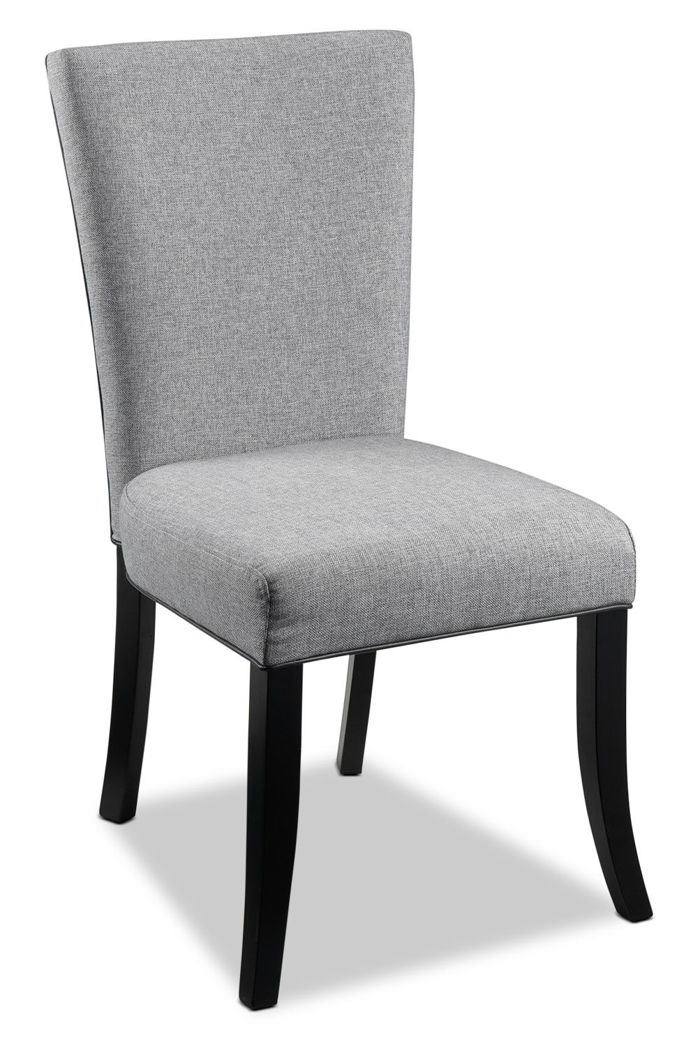 Casual Dining Room Furniture - Astro Side Chair - Grey