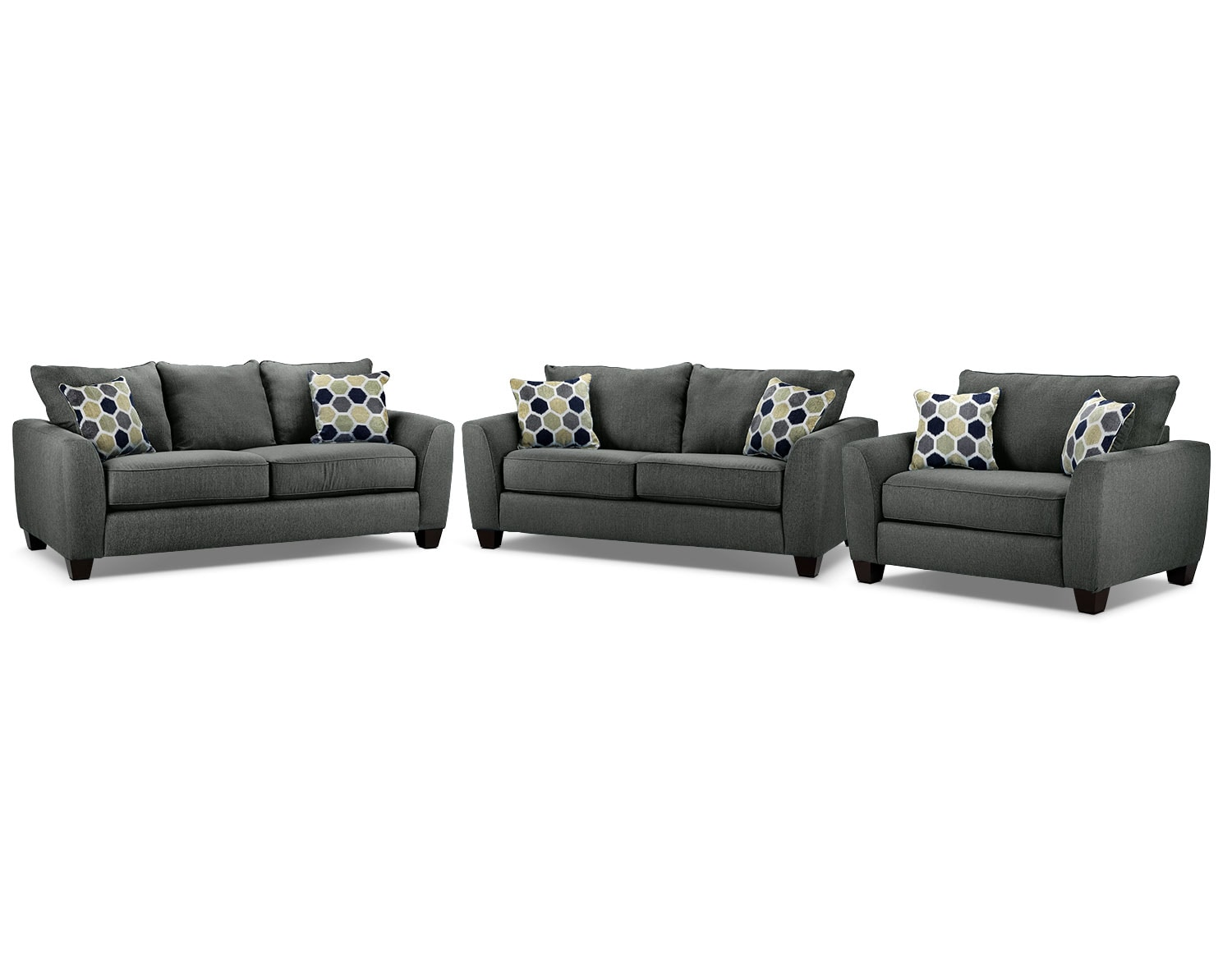 The Heritage Collection - Grey