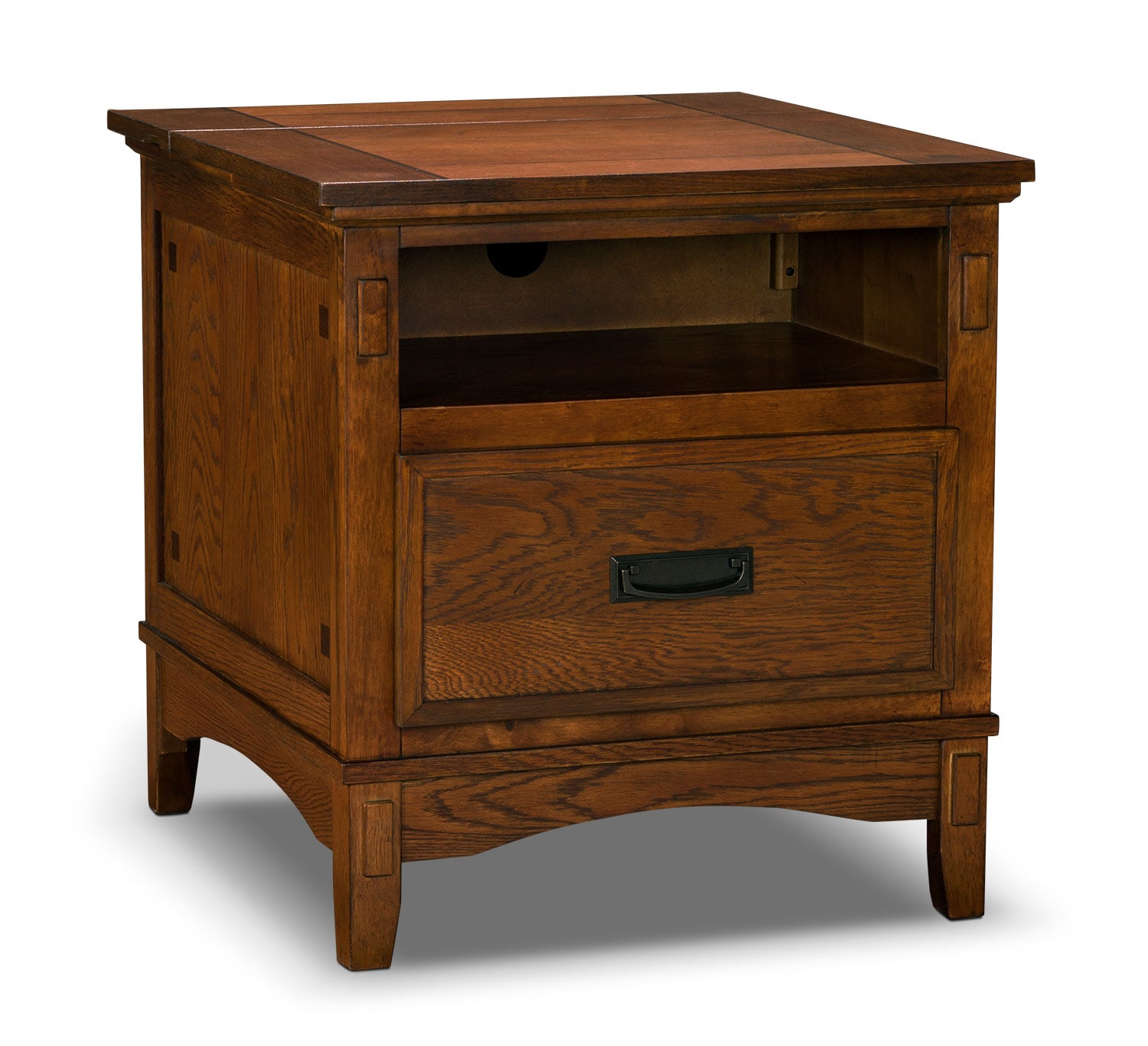 Accent and Occasional Furniture - Cross Island End Table