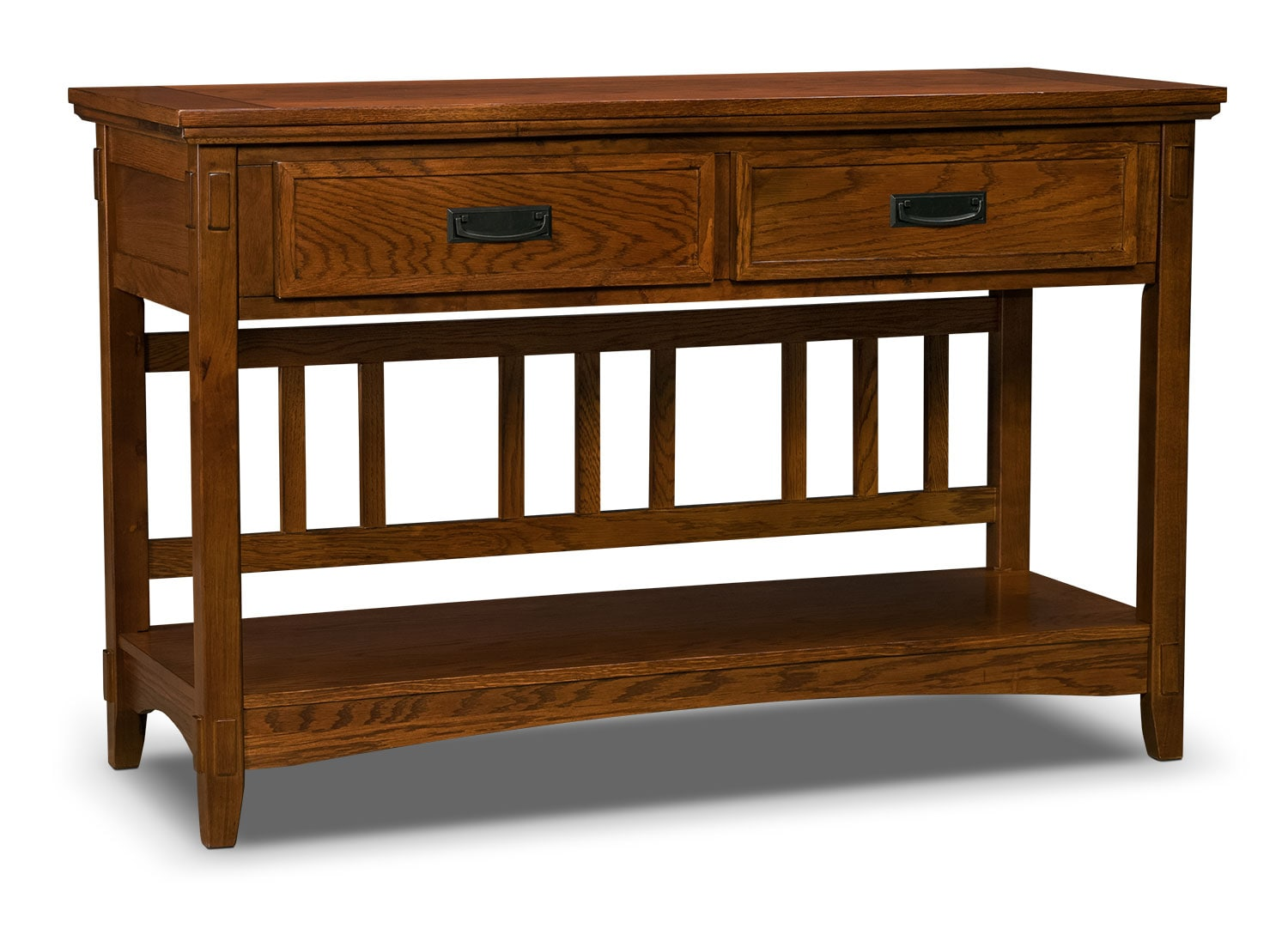 Accent and Occasional Furniture - Cross Island Sofa Table