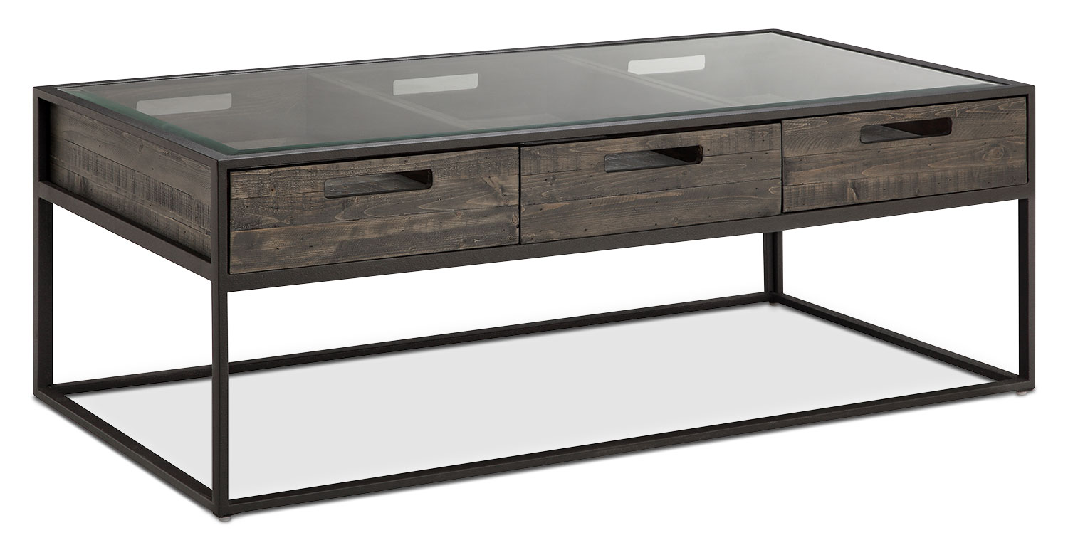 Accent and Occasional Furniture - Calistoga Coffee Table