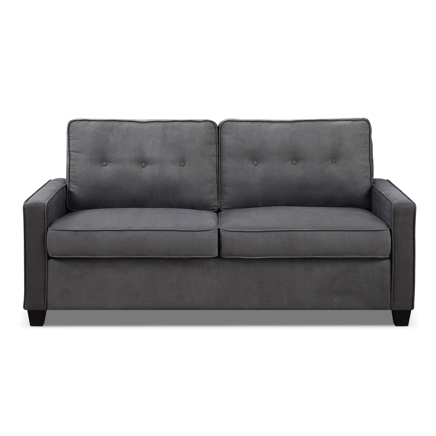 Conway Sofa Gray Value City Furniture