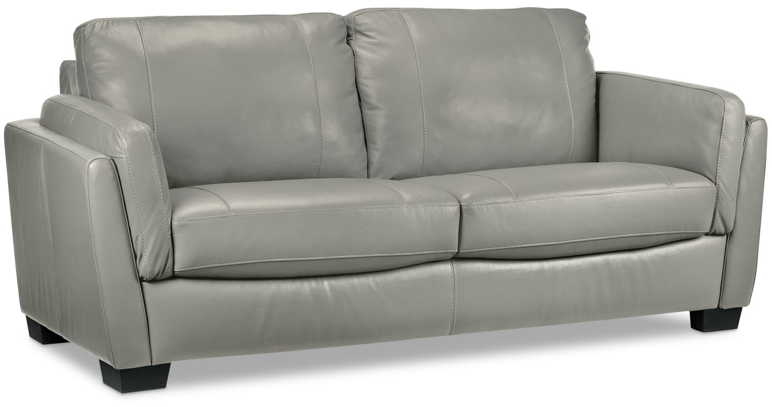 [Isadore Sofa - Light Grey]
