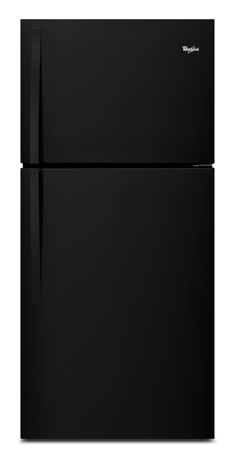 Whirlpool 19.2 Cu. Ft. Top-Freezer Refrigerator – WRT519SZDB