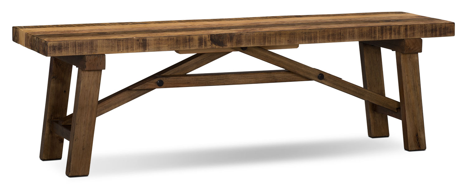 Colby Dining Bench The Brick