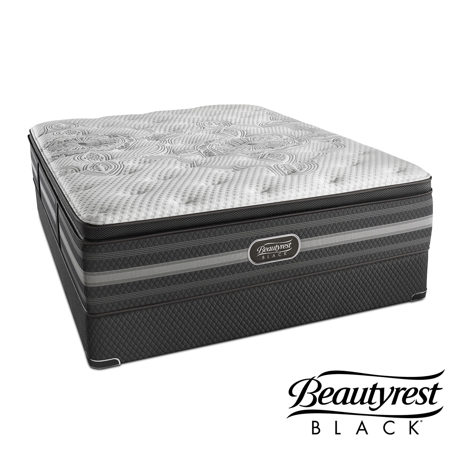 Katarina Luxury Firm Queen Mattress And Low Profile Foundation Set Value City Furniture