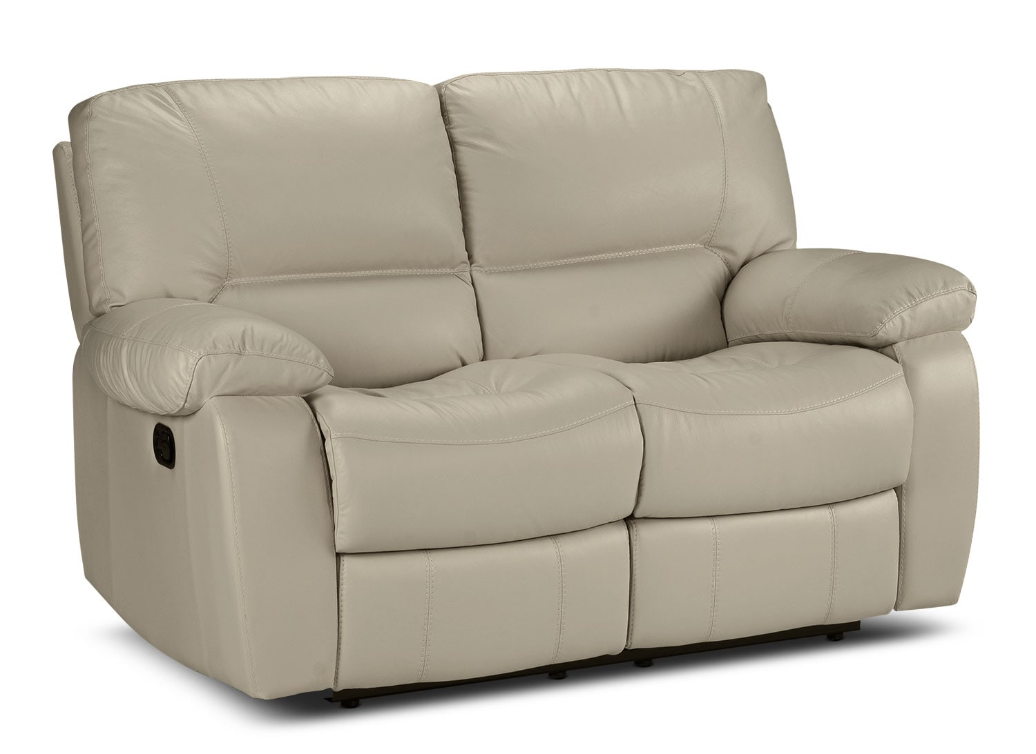 Piermont Reclining Loveseat - Silver Grey