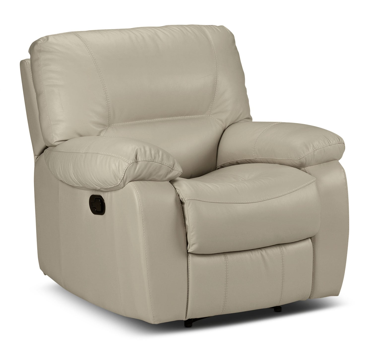 Piermont Recliner - Silver Grey