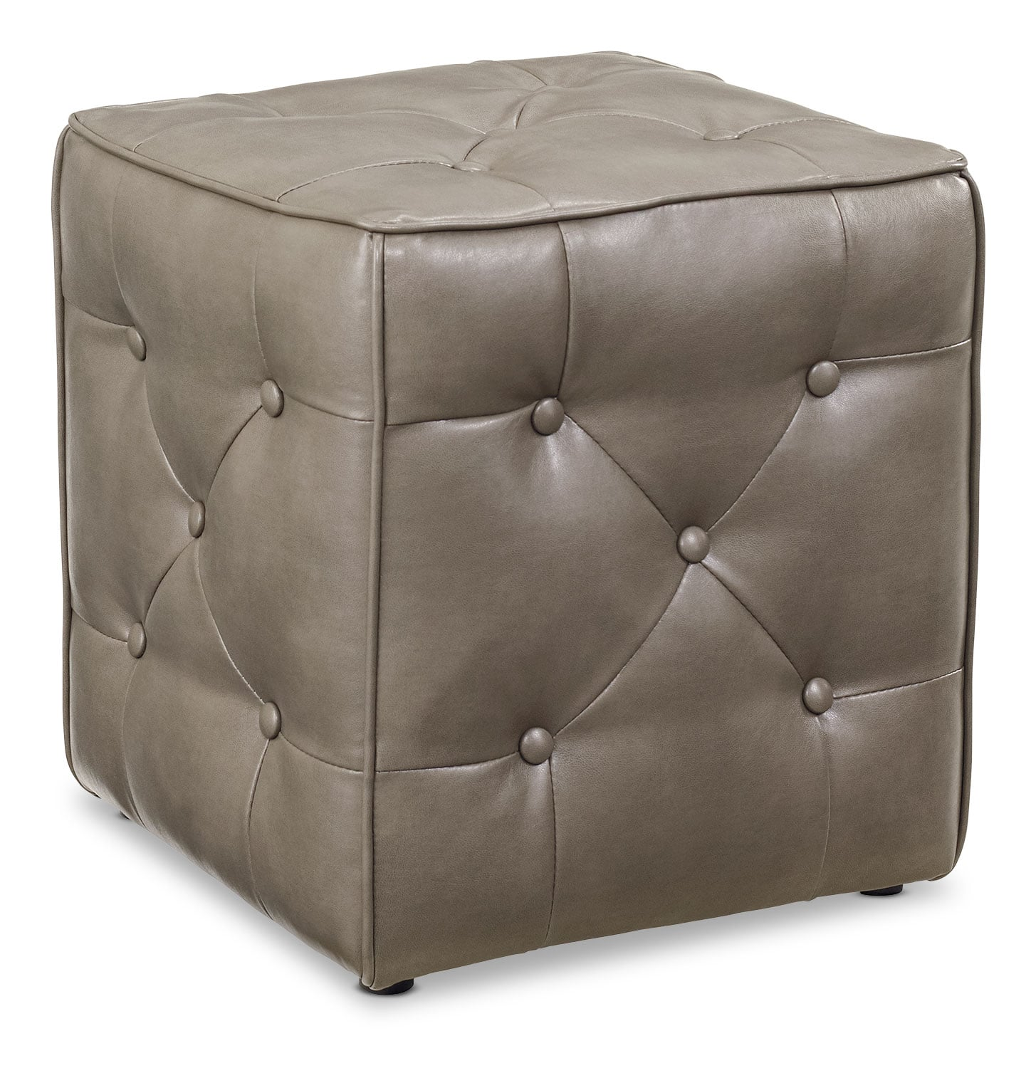 Accent and Occasional Furniture - Calera Ottoman – Quarry