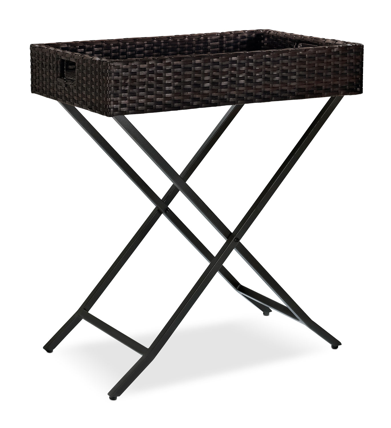 Outdoor Furniture - Palm Harbor Tray Table