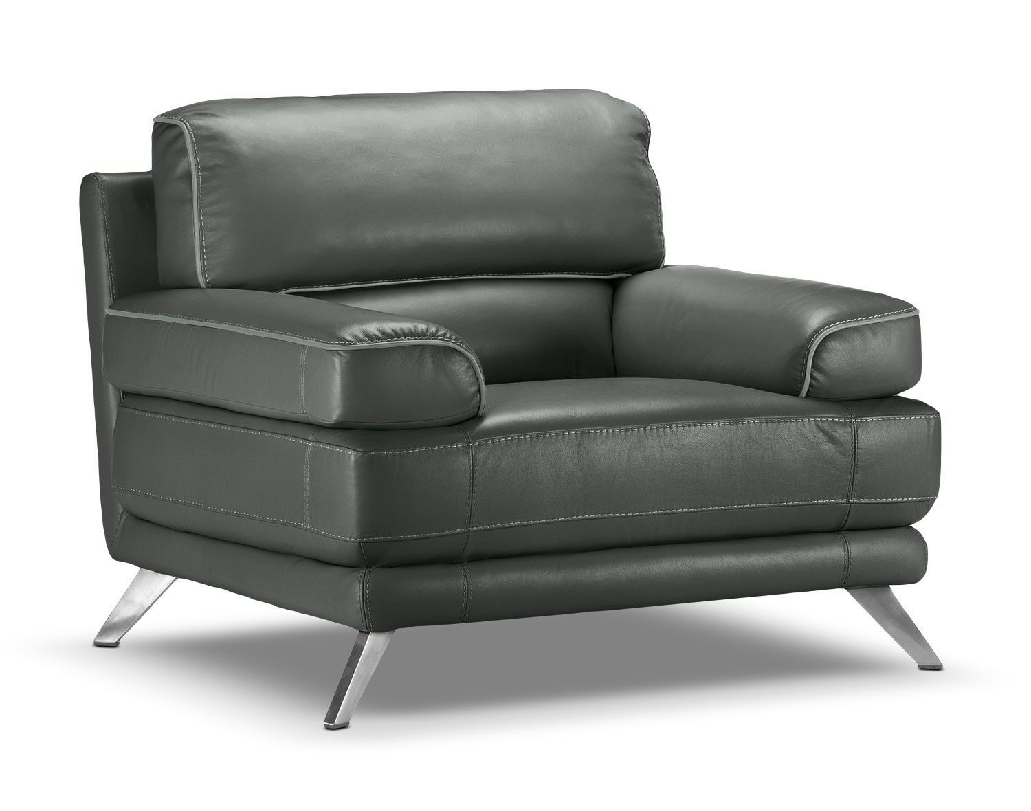 Sutton Sofa Charcoal Grey Leon S