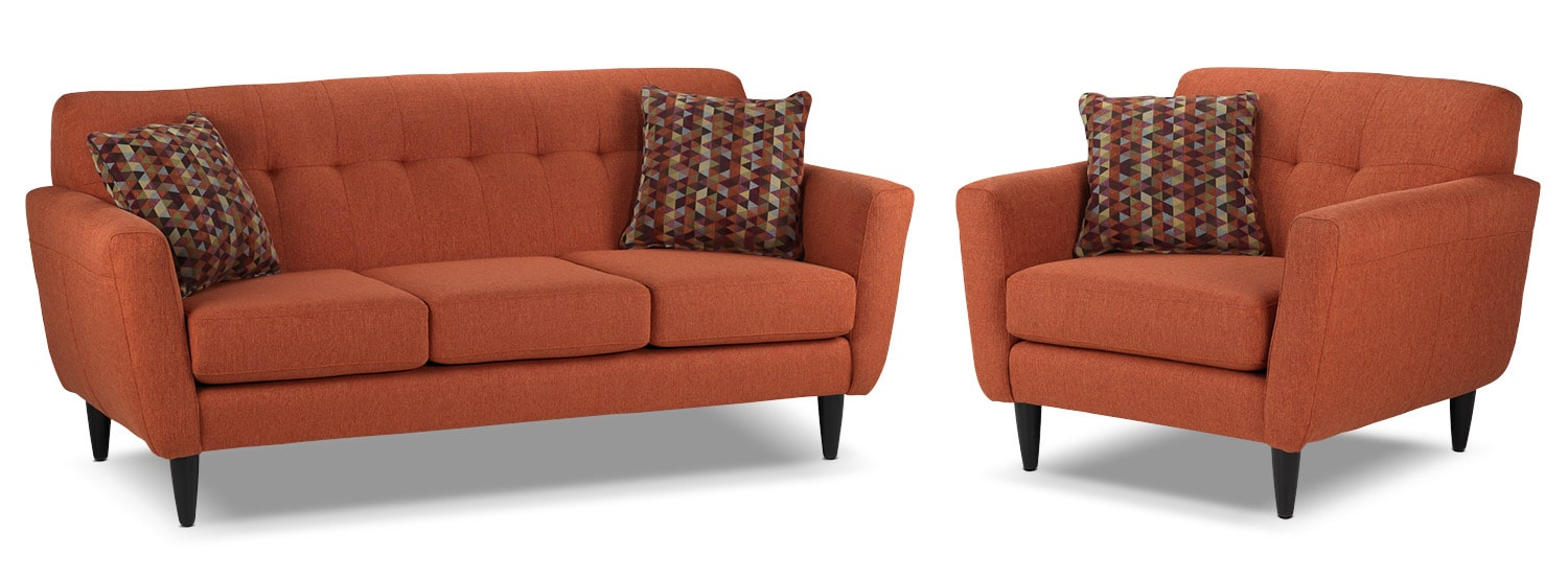 Cobra Sofa and Chair Set