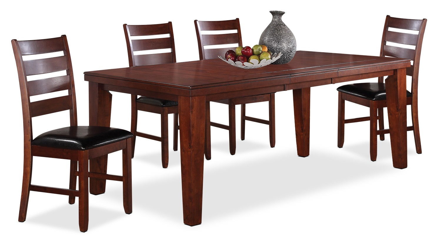 Dining Room Furniture - Chloe 5-Piece Dining Package
