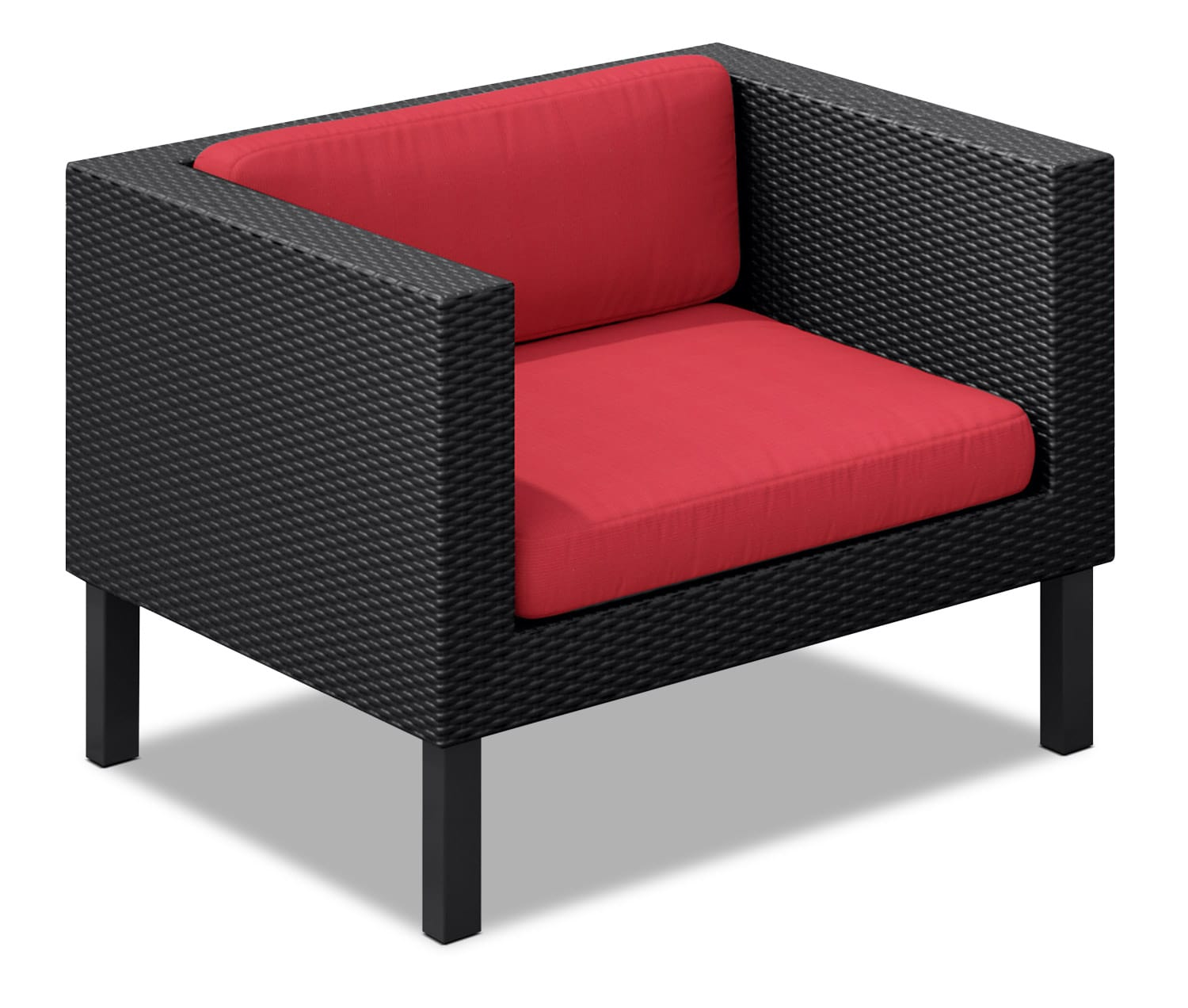 Oakland Patio Chair – Red