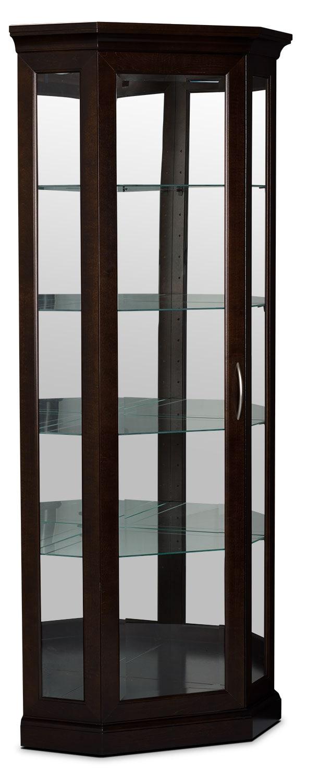 Corner Exhibition Stands Price : London corner display cabinet the brick