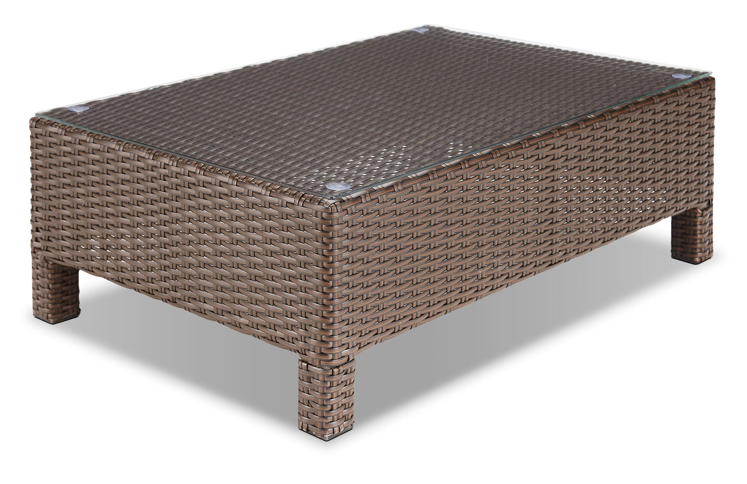 Outdoor Furniture - Pompano Patio Coffee Table