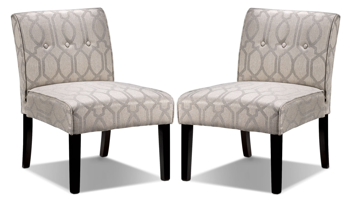 Candace 2-Piece Accent Chair Set