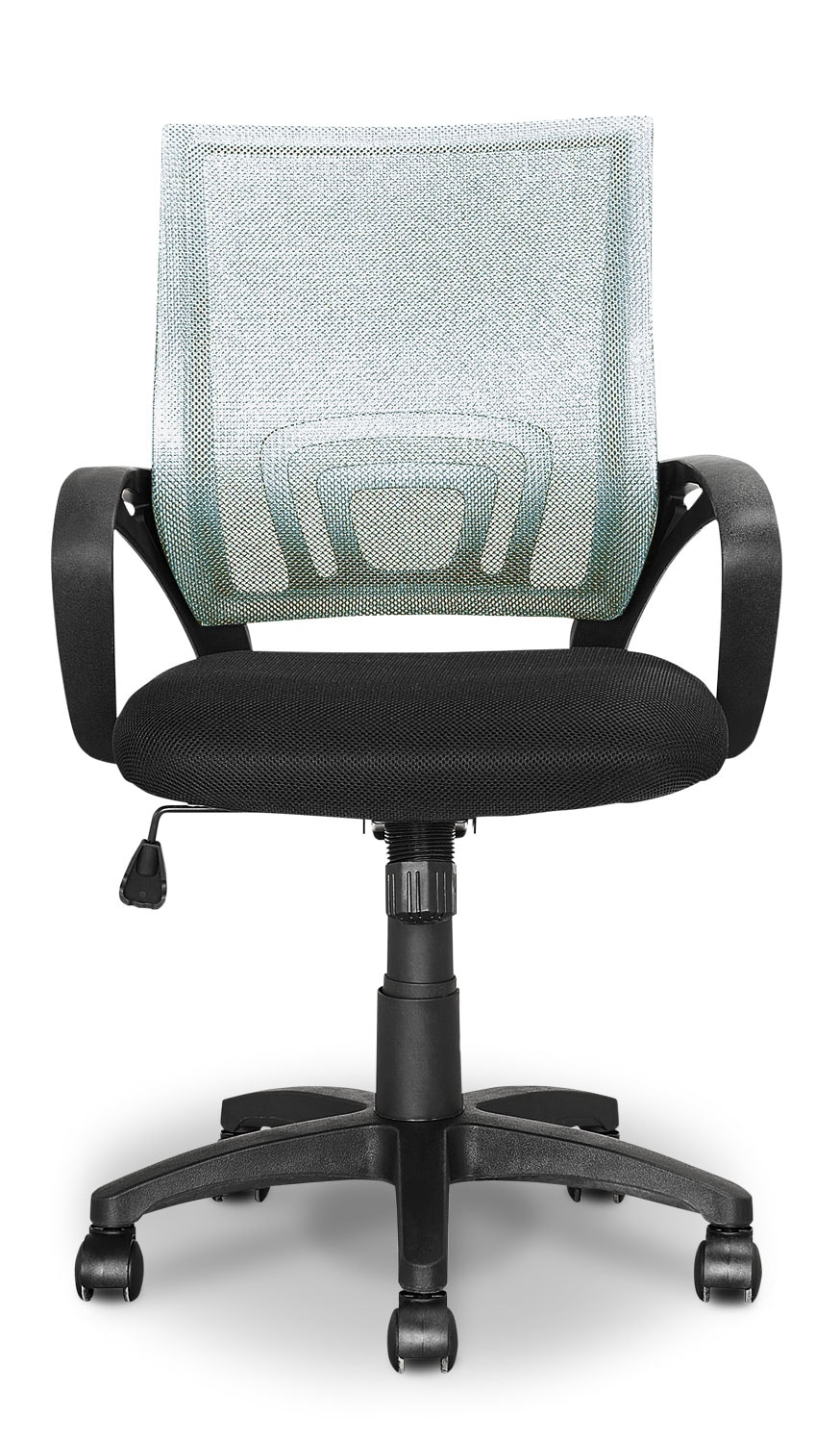Loft mesh office chair white the brick