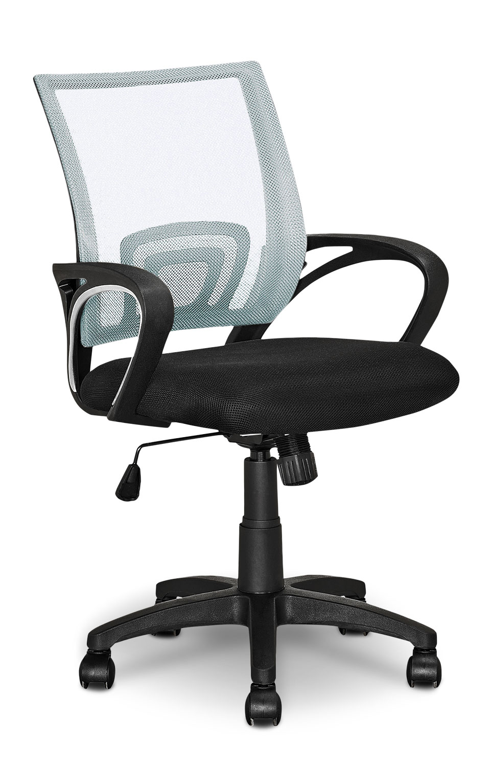 Home Office Furniture - Loft Mesh Office Chair – White