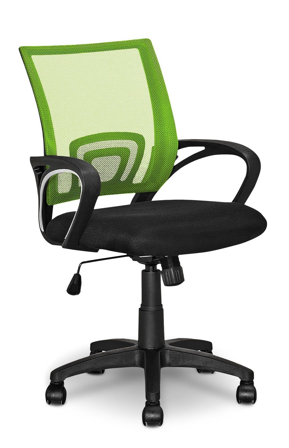 Loft Mesh Office Chair – Light Green