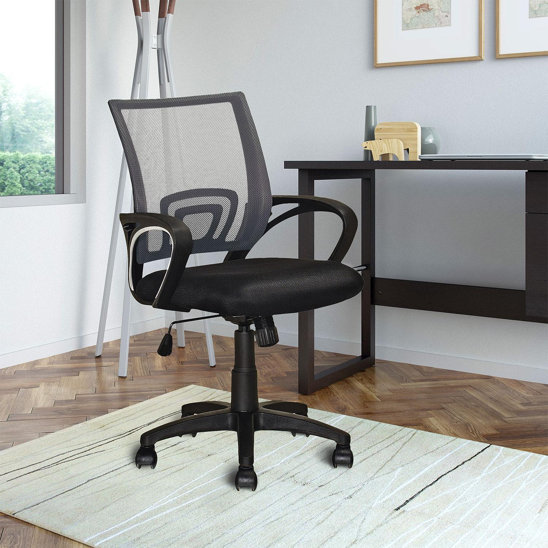 Loft Mesh Office Chair Dark Grey United Furniture