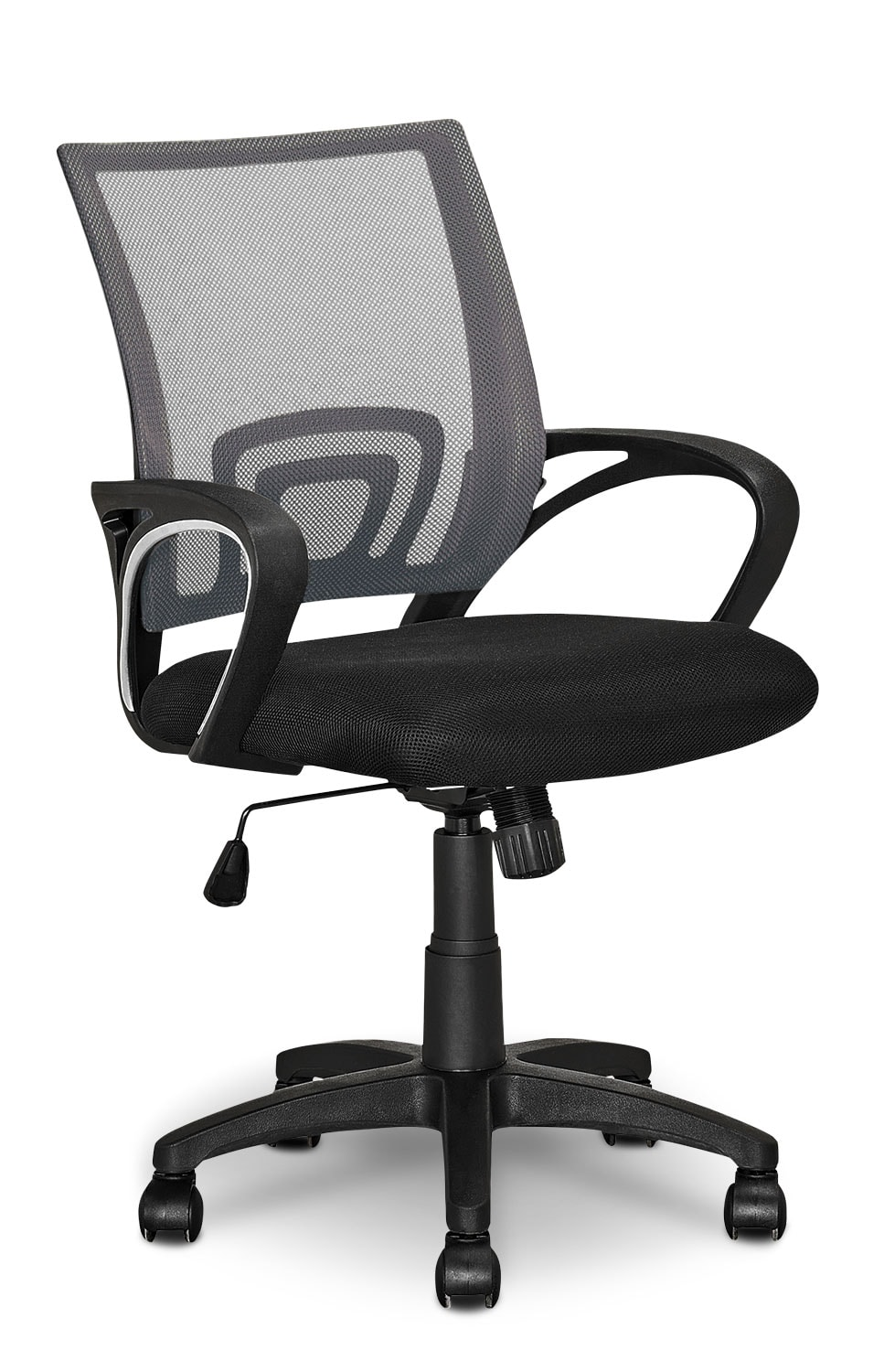 Loft Mesh Office Chair – Dark Grey