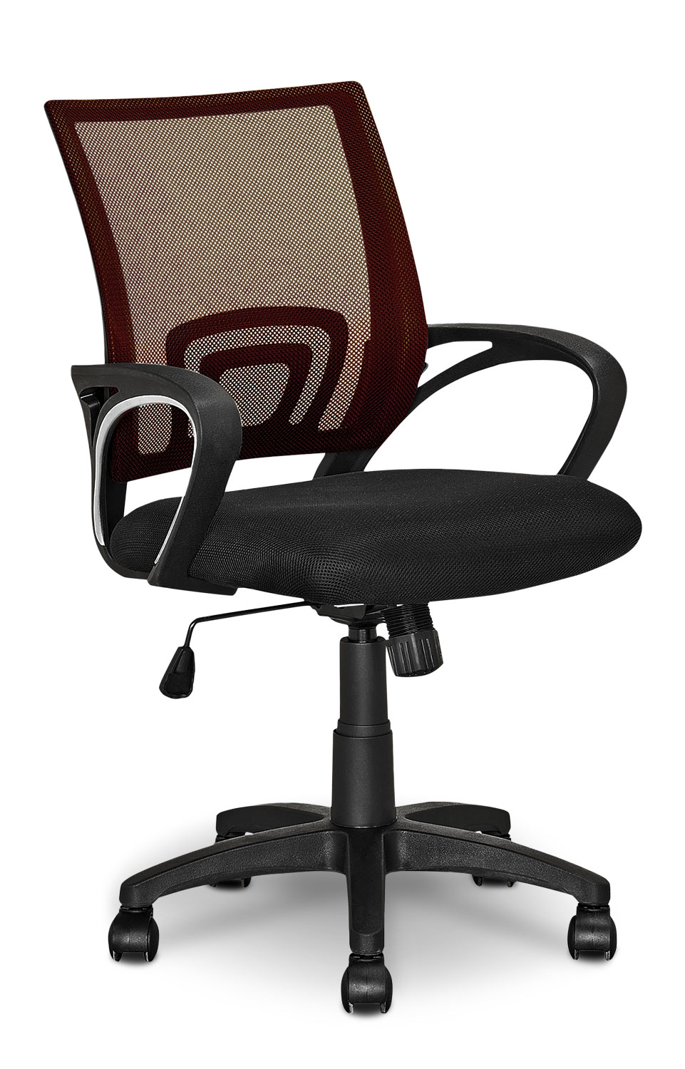 Home Office Furniture - Loft Mesh Office Chair – Brown