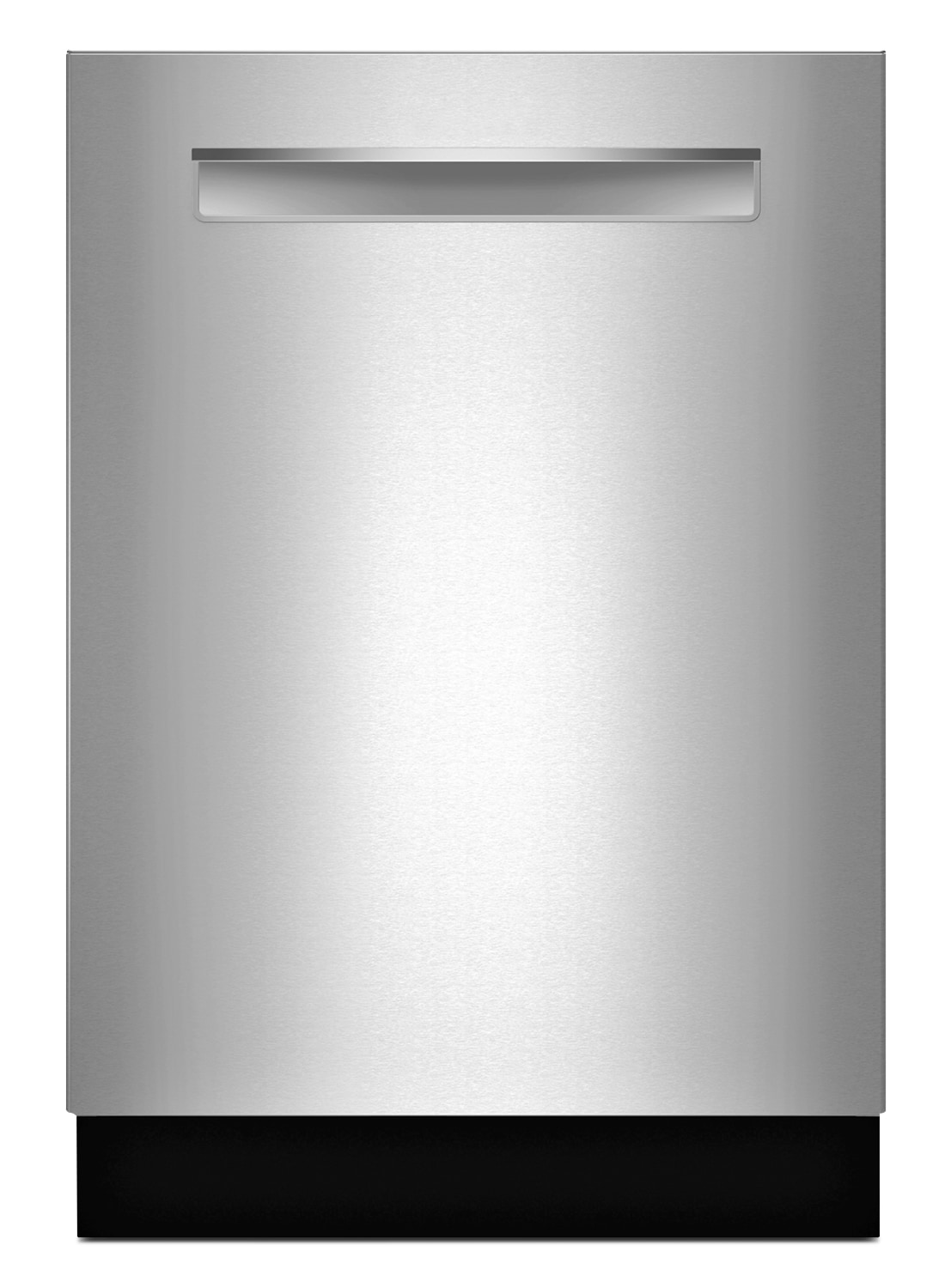 "Bosch 800 Series 24"" Flush-Handle Dishwasher – SHP68T55UC"