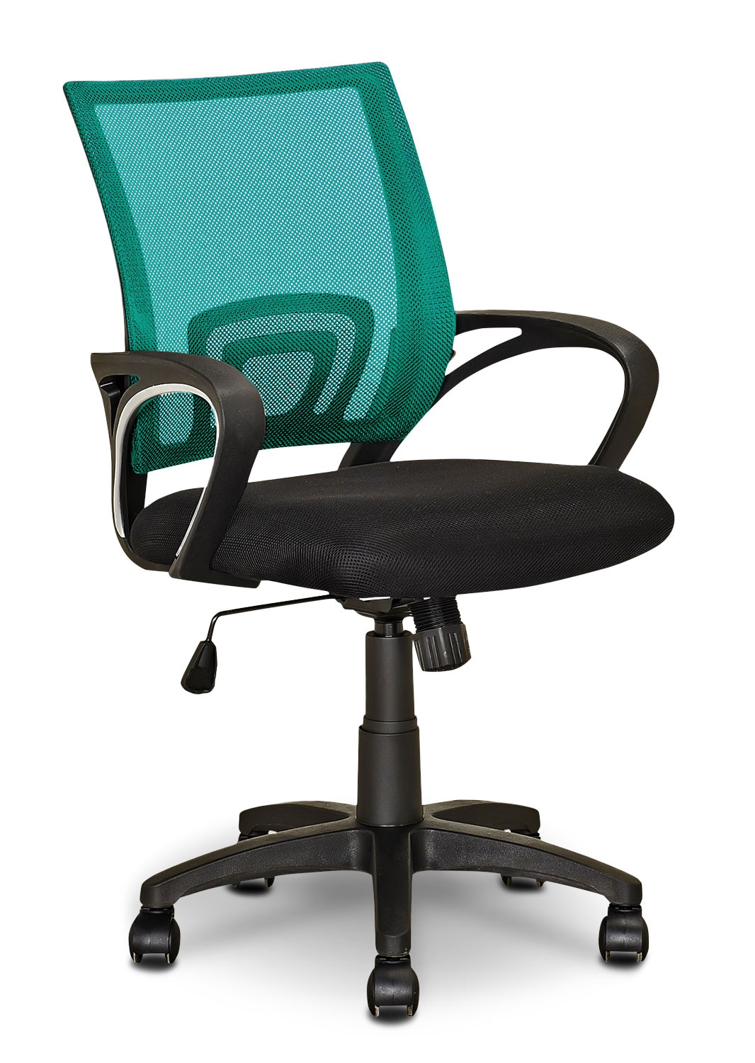 Loft Mesh Office Chair – Teal