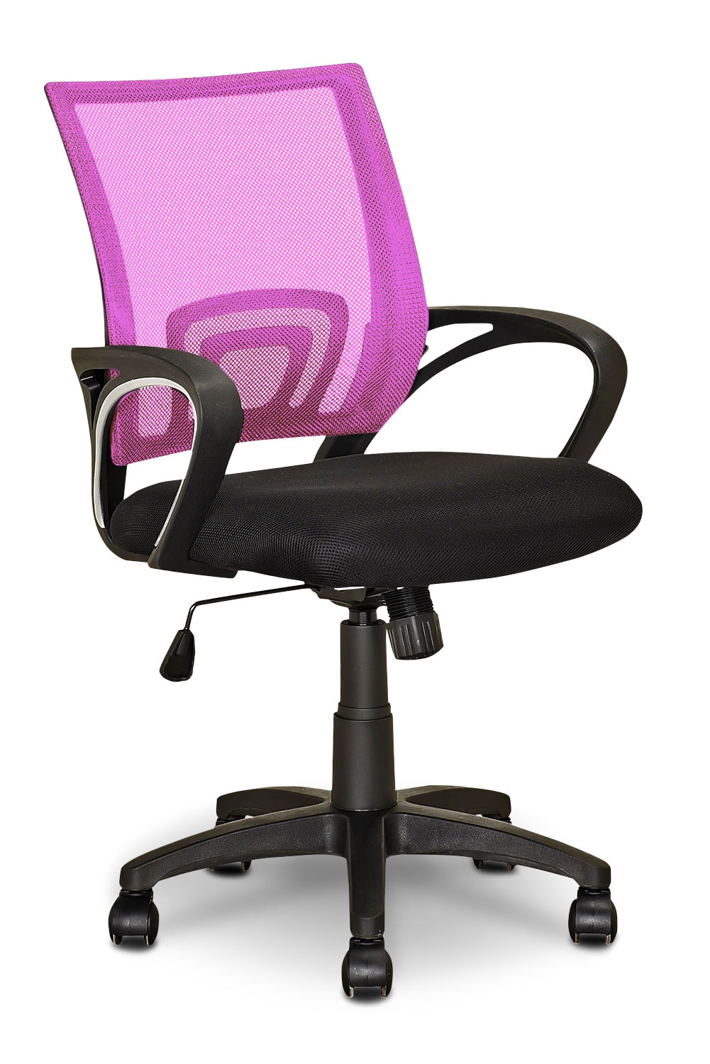 Loft Mesh Office Chair – Pink