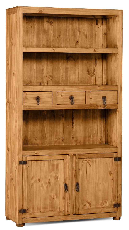 Santa Fe Rusticos Solid Pine Module Bookcase