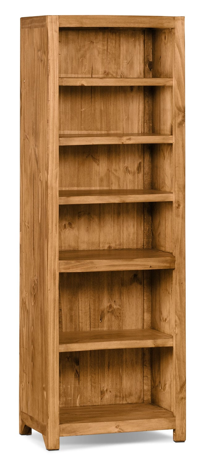 Entertainment Furniture - Santa Fe Rusticos Solid Pine Audio Tower