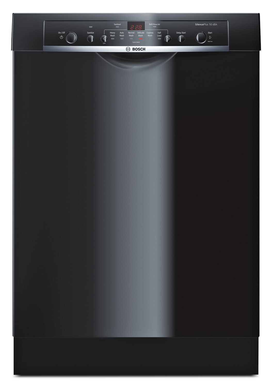 "Bosch Ascenta 23.5"" Built-In Undercounter Dishwasher – SHE3AR76UC"