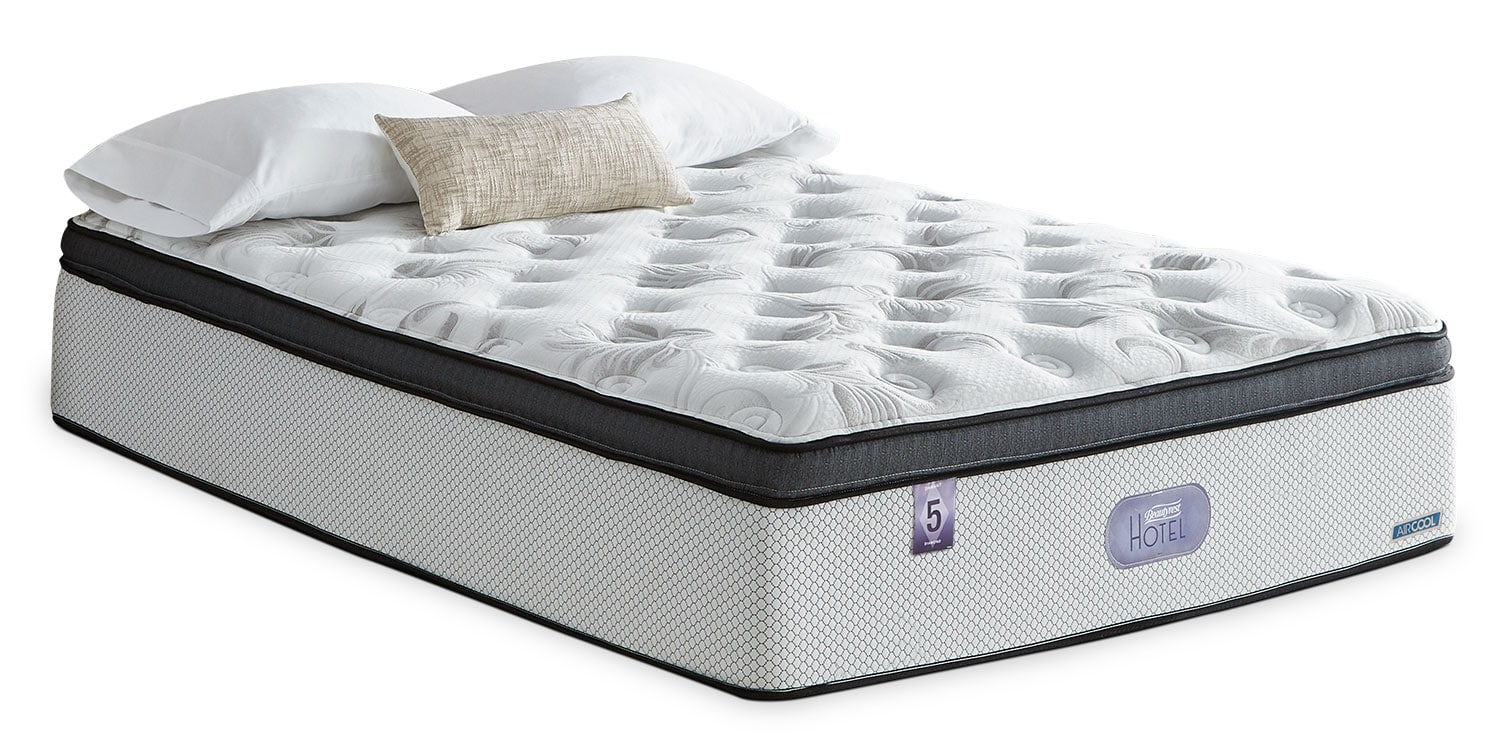 Simmons Beautyrest® Hotel Diamond 5.0 Comfort Top Firm Queen Mattress