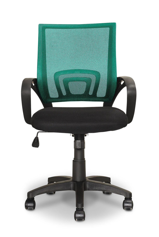 Teal Office Chair : Loft mesh office chair teal the brick