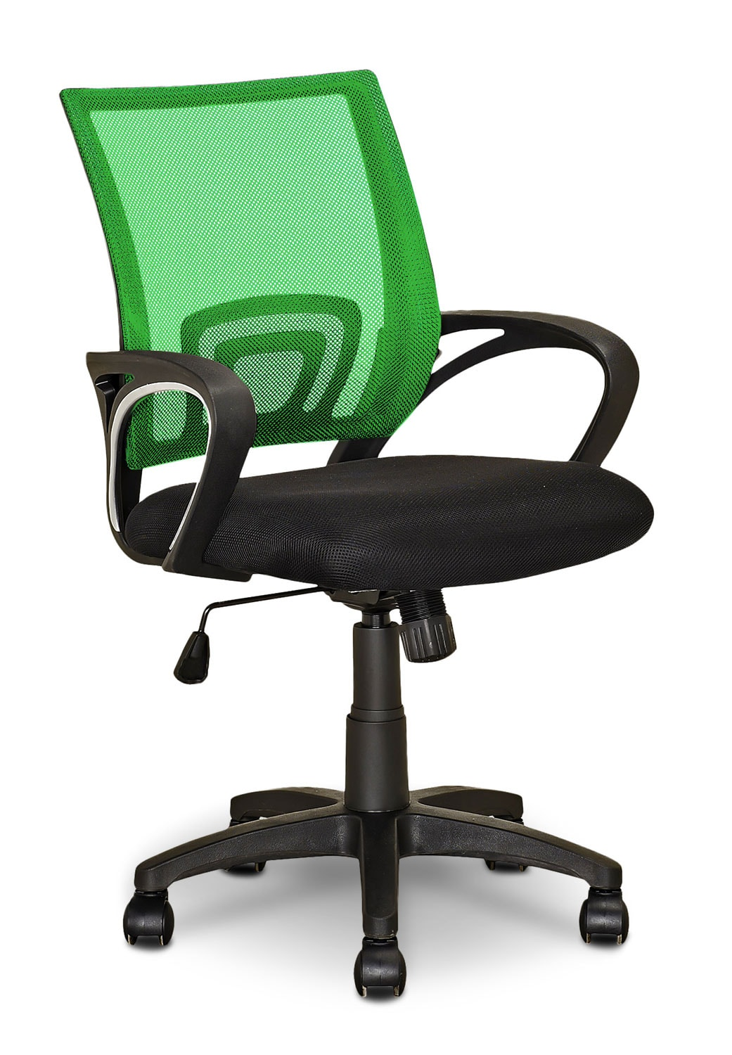 Home Office Furniture - Loft Mesh Office Chair – Medium Green
