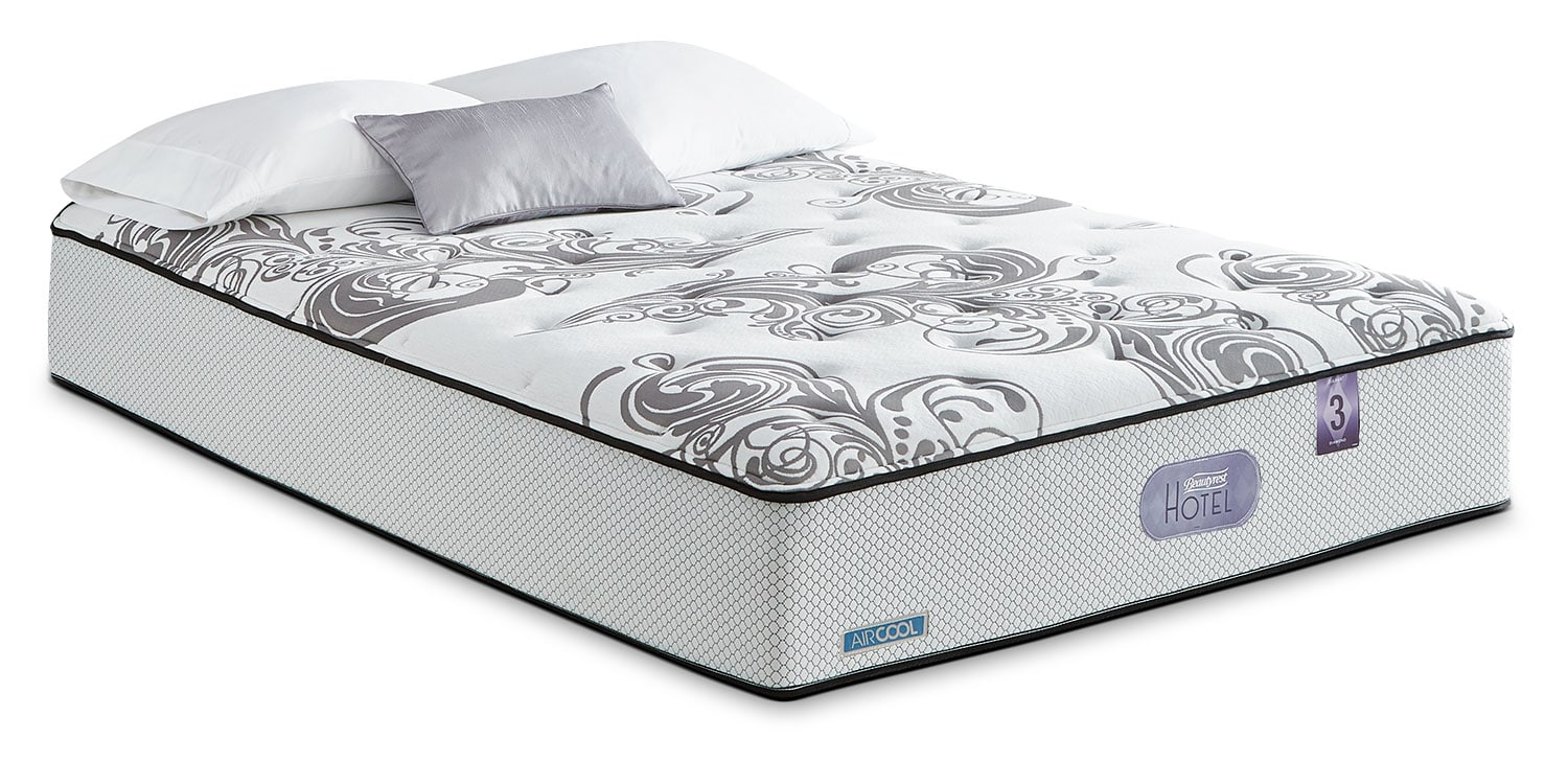 Simmons Beautyrest® Hotel Diamond 3.0 Tight-Top Firm Queen Mattress