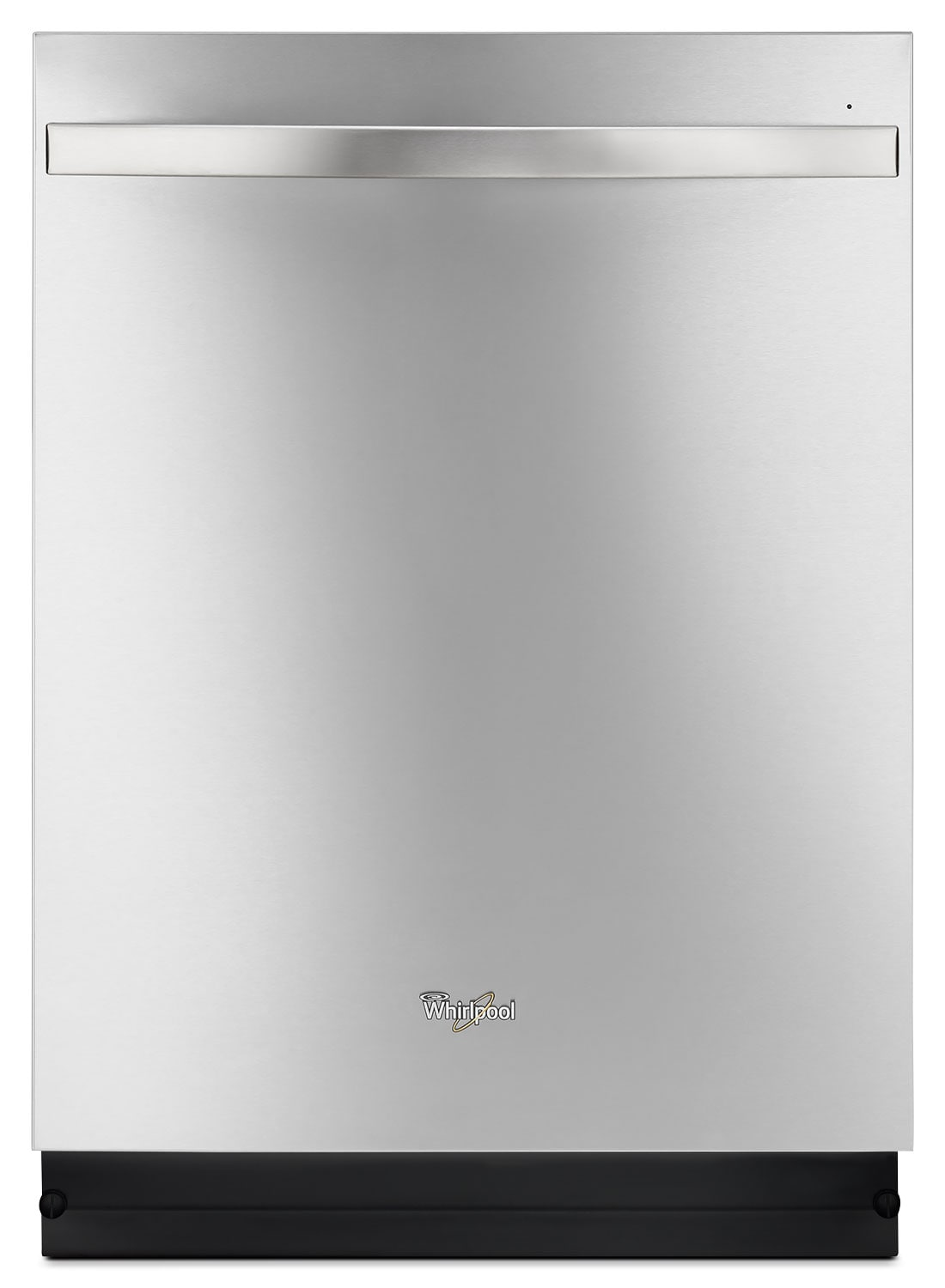 """Clean-Up - Whirlpool Stainless Steel 24"""" Dishwasher - WDT780SAEM"""