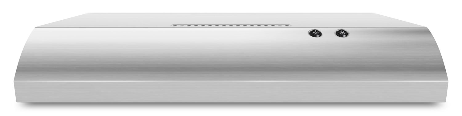 "Whirlpool 36"" Under-the-Cabinet Range Hood with FIT System – UXT4136ADS"
