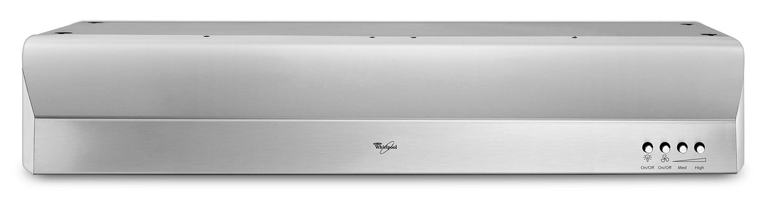 "Cooking Products - Whirlpool 30"" Under-Cabinet Hood – GXU7130DXS"