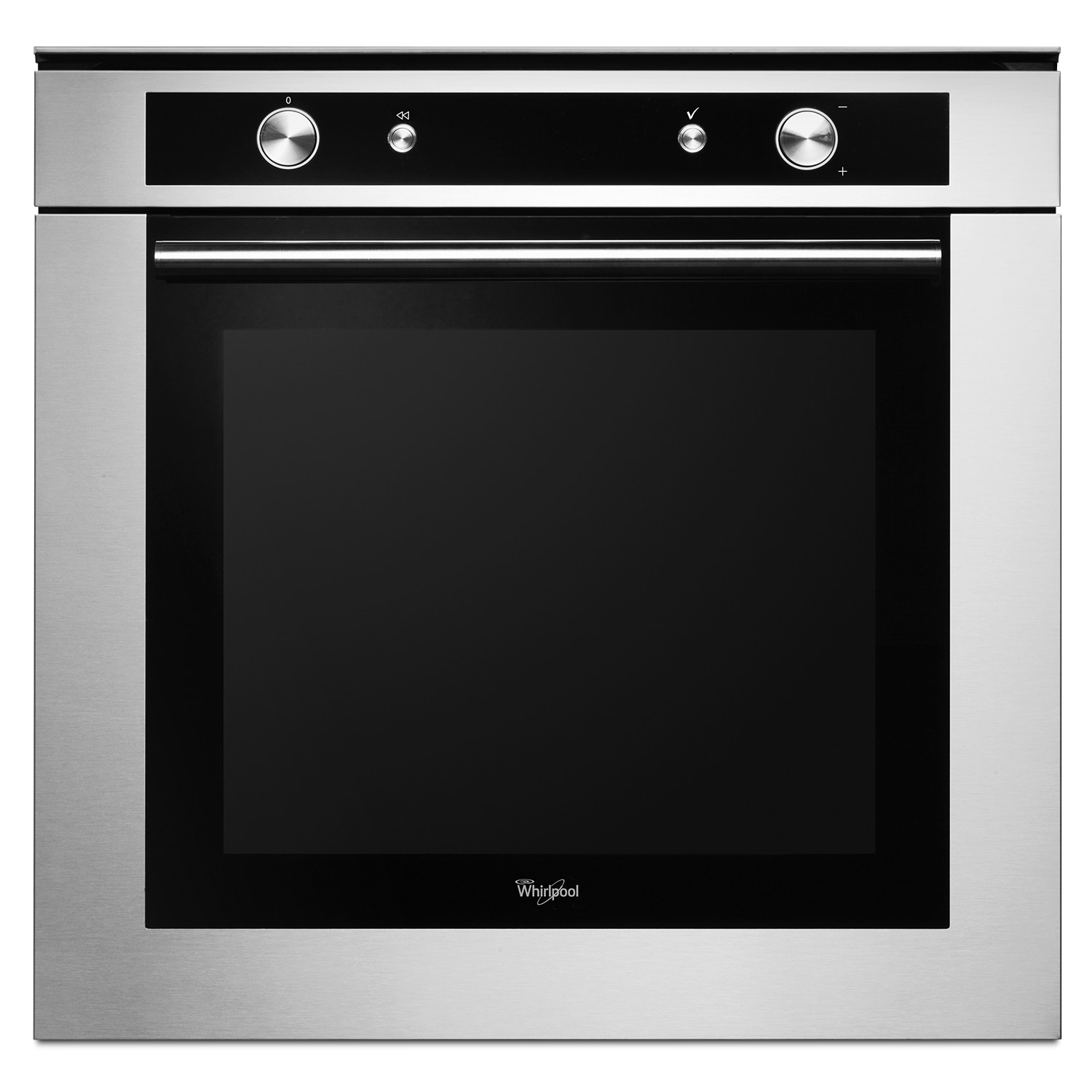 Whirlpool Stainless Steel Electric Convection Wall Oven (2.6 Cu. Ft.) - WOS52EM4AS