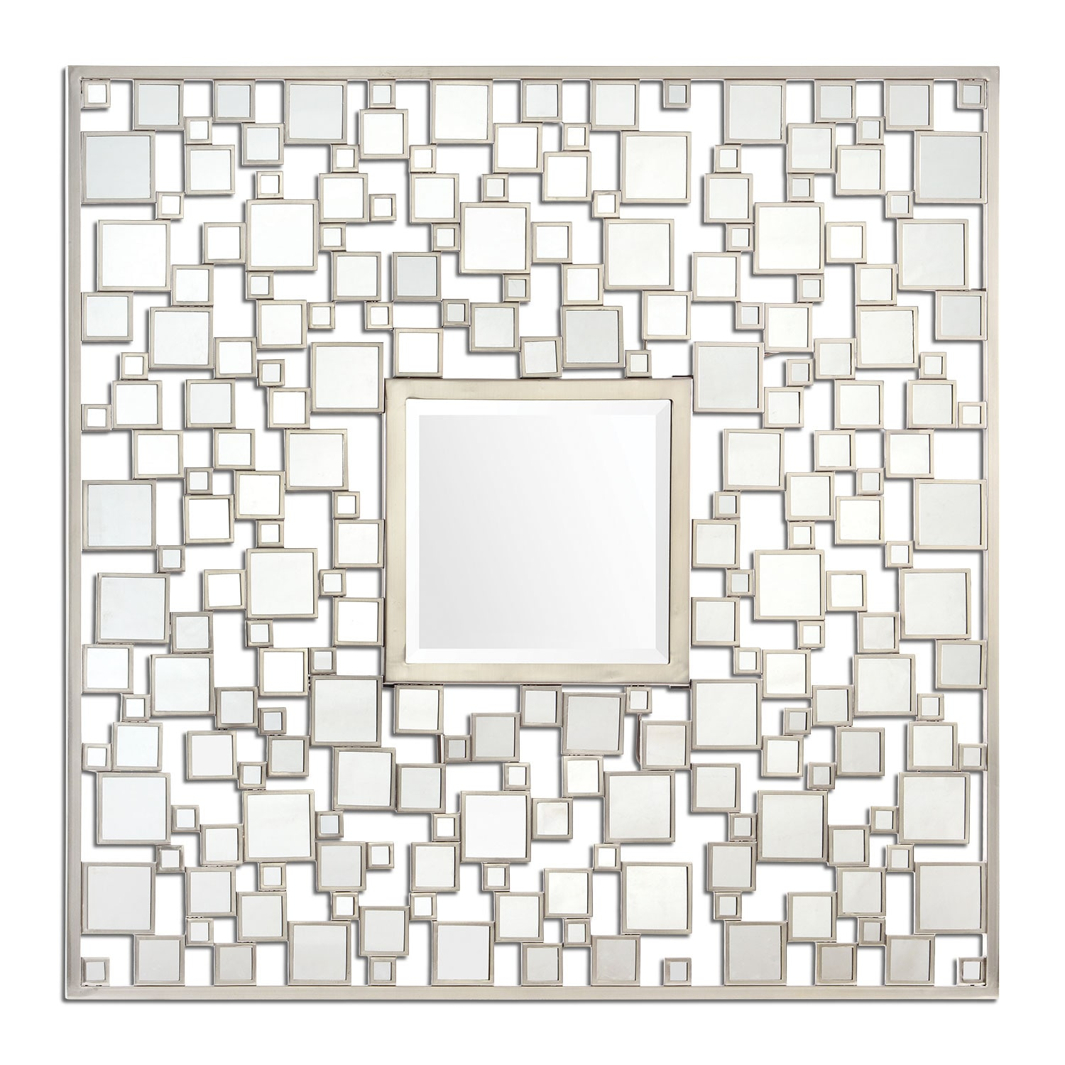 Home Accessories - Pixel Mirror